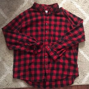 Magellan Casual Fit flannel